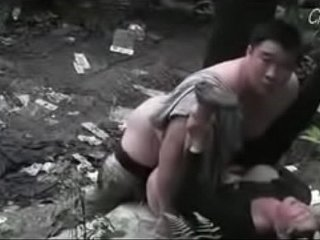 Asian old man fuck whore in wood 4 goo.gl/TzdUzu