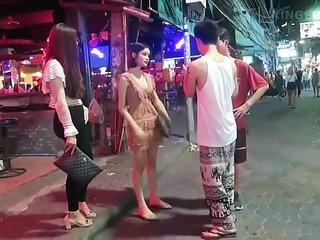 Thailand Sex - Old Man and Young Thai Girls?