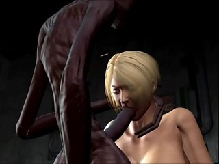 3D Animation: Alien 1