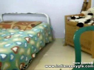 Hot Desi CollegeGirl exposing front on webcam - indiansexygfs.com