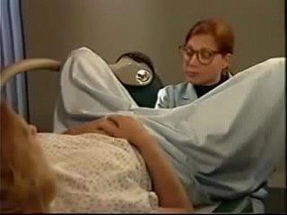 Female Vagina And Anus Check.